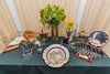2016 Floral Guernsey Awards table