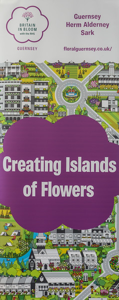 Floral Guernsey Creating Islands of Flowers