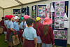 A Magical Day in the Park Le Mare de Carteret primary school in tent 100714 ©RLLord 4125 smg