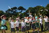 A Magical Day in the Park Amherst Primary school throwing up helicopters 100714 ©RLLord 4178 smg