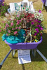Hautes Capelles Primary School wheelbarrow competition entry