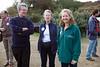 Essex Farm, Charles David, Pat Costen, Jan Dockerill 021009