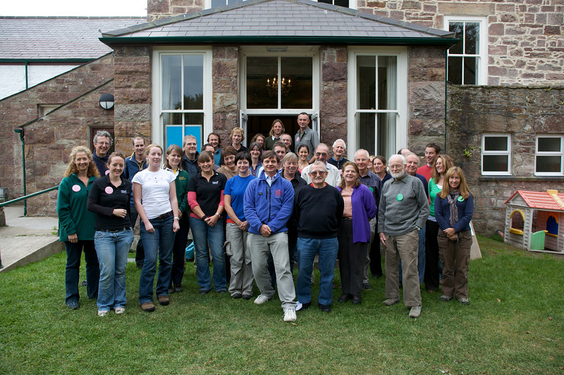 Alderney Environment Conference participants 021009 ©RLLord 9046 smg