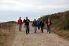 Roland Gauvain leads cliff walk 021009