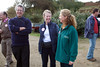 Essex Farm Charles David, Pat Costen, Jan Dockerill 021009