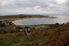 Longis Bay walking to Essex Farm Breakfast 021009