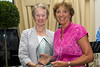 Floral Guernsey Awards Pat Costen conservation wildlife award to Marguerite Talmage 160714 ©RLLord 4790 smg