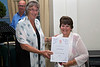 Floral Guernsey Awards Jean Griffin St Peter Port Constables office Katina Jones 160714 ©RLLord 4756 smg