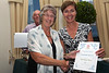 Floral Guernsey Awards Jean Griffin to Vale Douzaine room 160714 ©RLLord 4762 smg