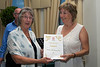 Floral Guernsey Awards Jean Griffin to St Pierre du Bois Douzaine 160714 ©RLLord 4758 smg