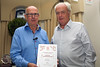 Floral Guernsey Awards Peter Falla to Bob Paine special commendation 160714 ©RLLord 4781 smg