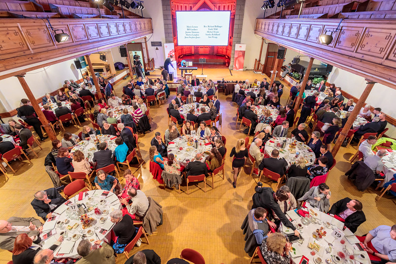 The Guernsey Community Foundation 2017 Community Awards held at St James Concert and Assembly Hall in St Peter Port