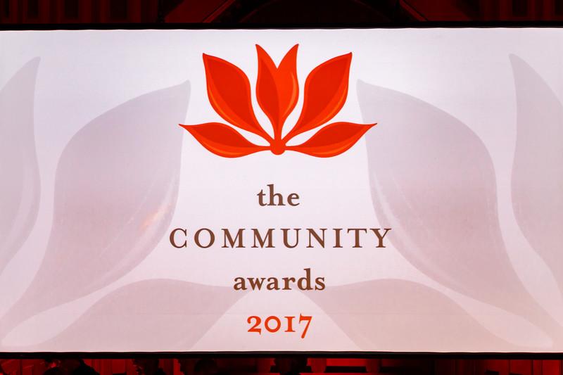 The Guernsey Community Foundation Community Awards 2017