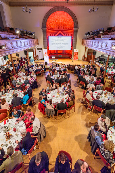 The 2017 Community Awards in St James Concert & Assembly Hall, St Peter Port, Guernsey
