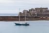 Fantastiko leaves St Peter Port harbour for Herm Island