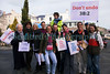2010 waste minimiser anti incinerator campaigners ©RLLord 240310 365 smg