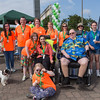 Saffery Rotary Walk GDA members & supporters at finish 110616 ©RLLord 3479 smg
