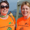 Saffery Rotary Walk Emily Litten Caroline Mullins at Bordeaux check-in 110616 ©RLLord 3535 smg