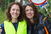 Guernsey World Aid Walk crossing guard and chair of charity