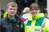 St John Ambulance and Rescue Service at the 2016 Guernsey World Aid Walk