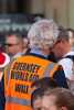 2013 Guernsey World Aid Walk marshal Stuart Falla