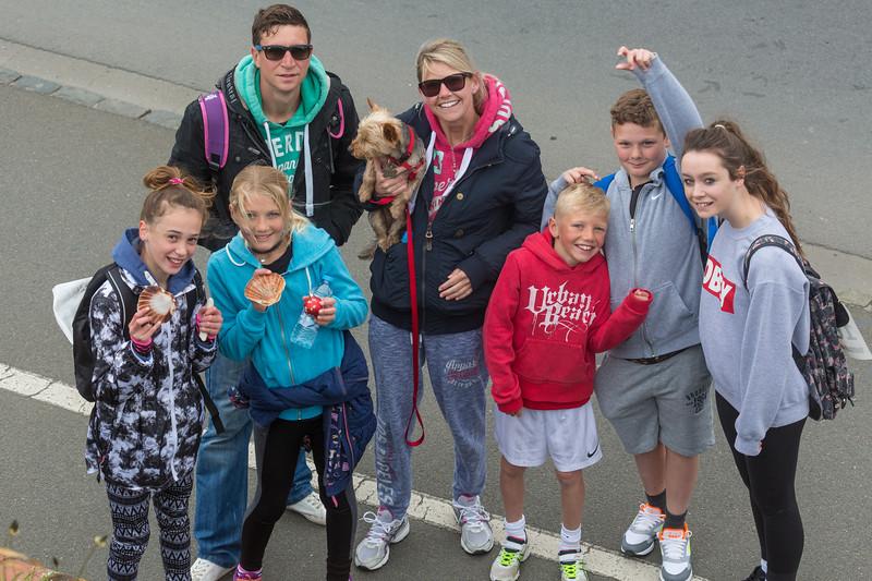 Guernsey World Aid Walk Kelly Corbin Les Banques  020516 ©RLLord 1279 smg_