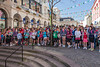 Guernsey World Aid Walk Market Square St Peter Port start 060513 ©RLLord 8957 smg