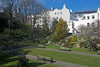 The Sunken Garden in St Peter Port, Guernsey