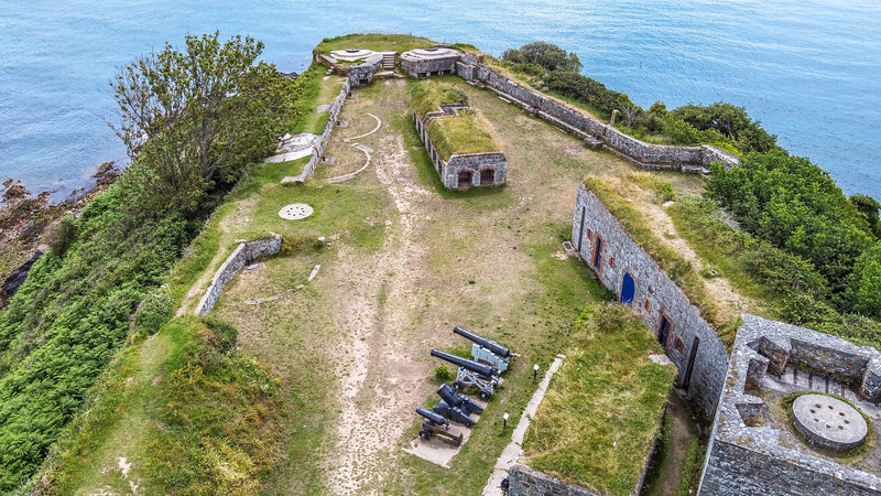 Clarence Battery, St Peter Port, Guernsey
