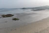 Rocquaine Bay, Guernsey in the early morning on 23 April 2015