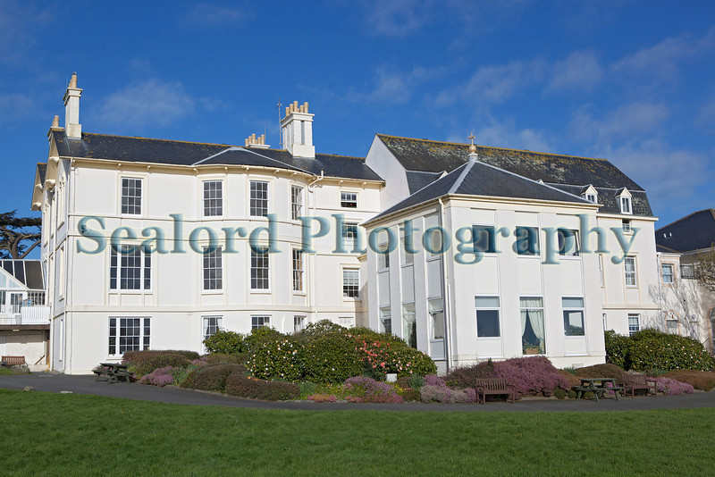 Les Cotils, St Peter Port, Guernsey, Channel Islands