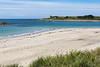 Ladies Bay on Guernsey's north-west coast
