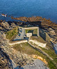 Fort Pezeries on Guernsey's south west coast