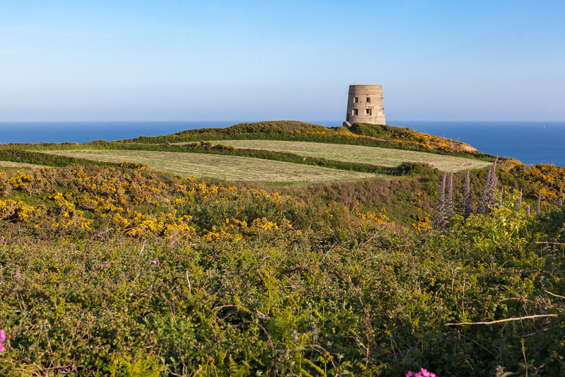 La Prevote Watch House St Pierre du Bois Guernsey 040613 ©RLLord 0887 smg