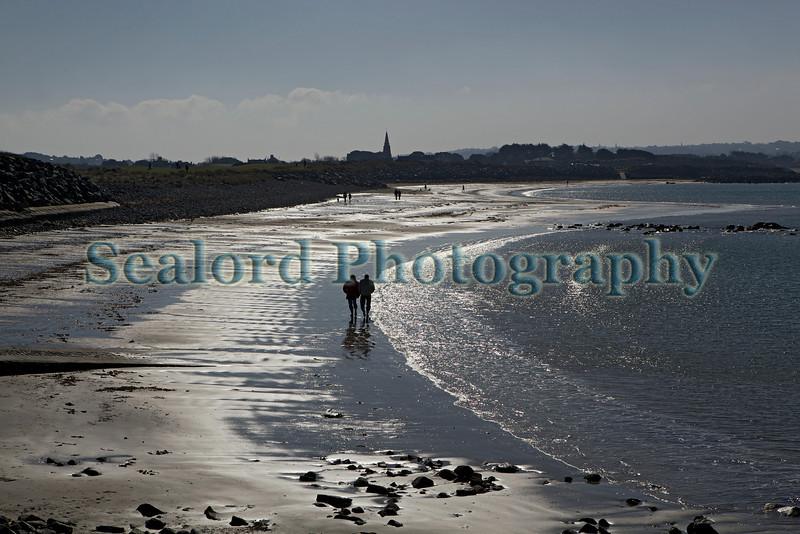 Ladies Bay, north coast of Guernsey