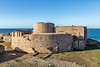 Fort Hommet on Guernsey's west coast