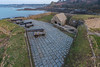 Fort Pezeries on Guernsey's south-west coast