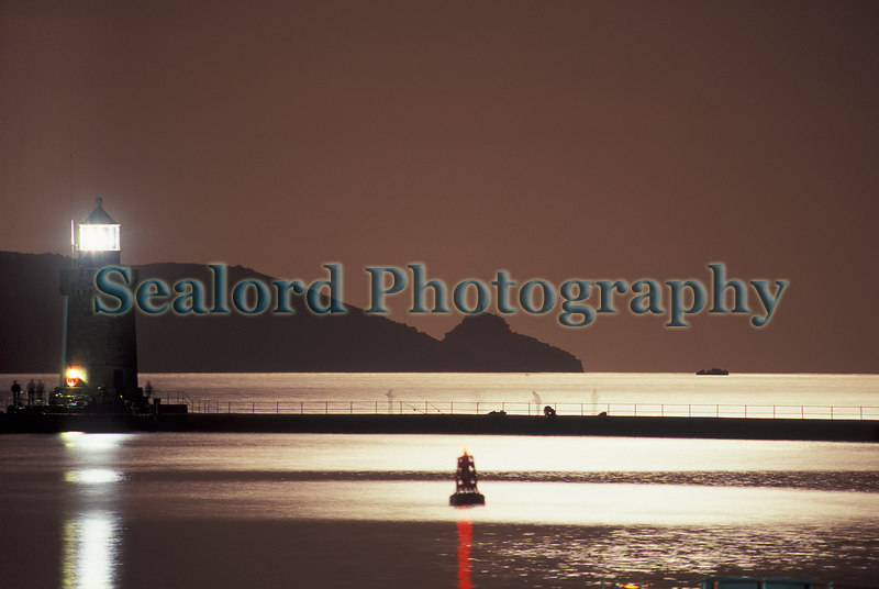 Guernsey night time views - sealord