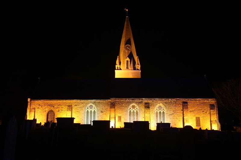 Castel church Guernsey ©RLLord 251208 114 smg