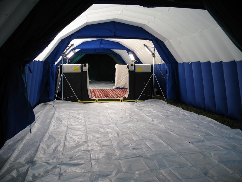 Civil Protection temp mortuary 030908 9116 RLLord smg
