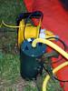 bird flu police exercise air pump 200607 867 smg