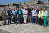 Castle Cornet floral planting volunteers 310514 ©RLLord 8939 smg
