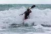 Adam Harvey on Waveski going through surf 130216 ©RLLord 6197 smg
