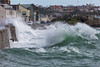 Ian Brown's Cycle Shop Belle Greve Bay large waves 100416 ©RLLord 9096 smg