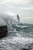 Castle breakwater lighthouse 201009