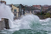 Belle Greve Bay large waves rough sea 100416 ©RLLord 9504 smg