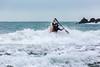 Adam Harvey paddling through surf Petit Port 130216 ©RLLord 6630 smg