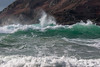 Dancing waves Petit Port Guernsey cr  130216 ©RLLord 6094 smg