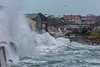 Belle Greve Bay large waves rough sea 100416 ©RLLord 9495 smg
