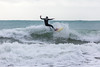 Dave Du Port surfing at crest of wave off Petit Port 130216 ©RLLord 6717 smg